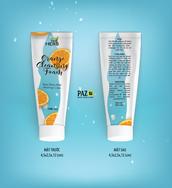 The Herb Cosmetic - Orange Cleansing Foam