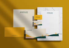ANAMCARA_mockup_envelope and name card 0
