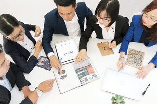 Brandidas Communications Corporate Website