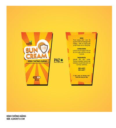 The Herb Cosmetic - Sun Cream