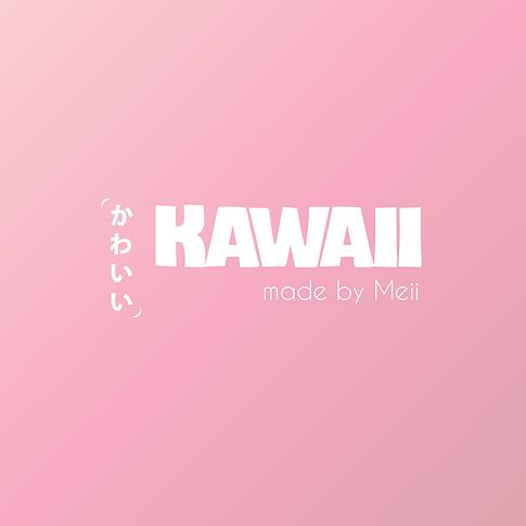 KAWAII - Brand Identity System