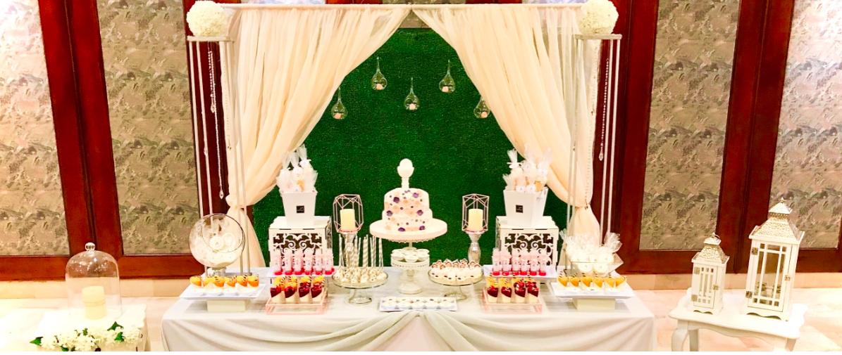 Fiestas personalizadas - Mesa dulce
