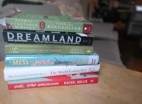 Summer Reading List - Nonfiction