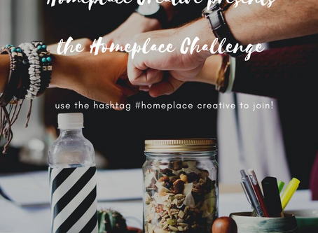 The Homeplace Challenge - End the Last 90 Days of the Year Strong