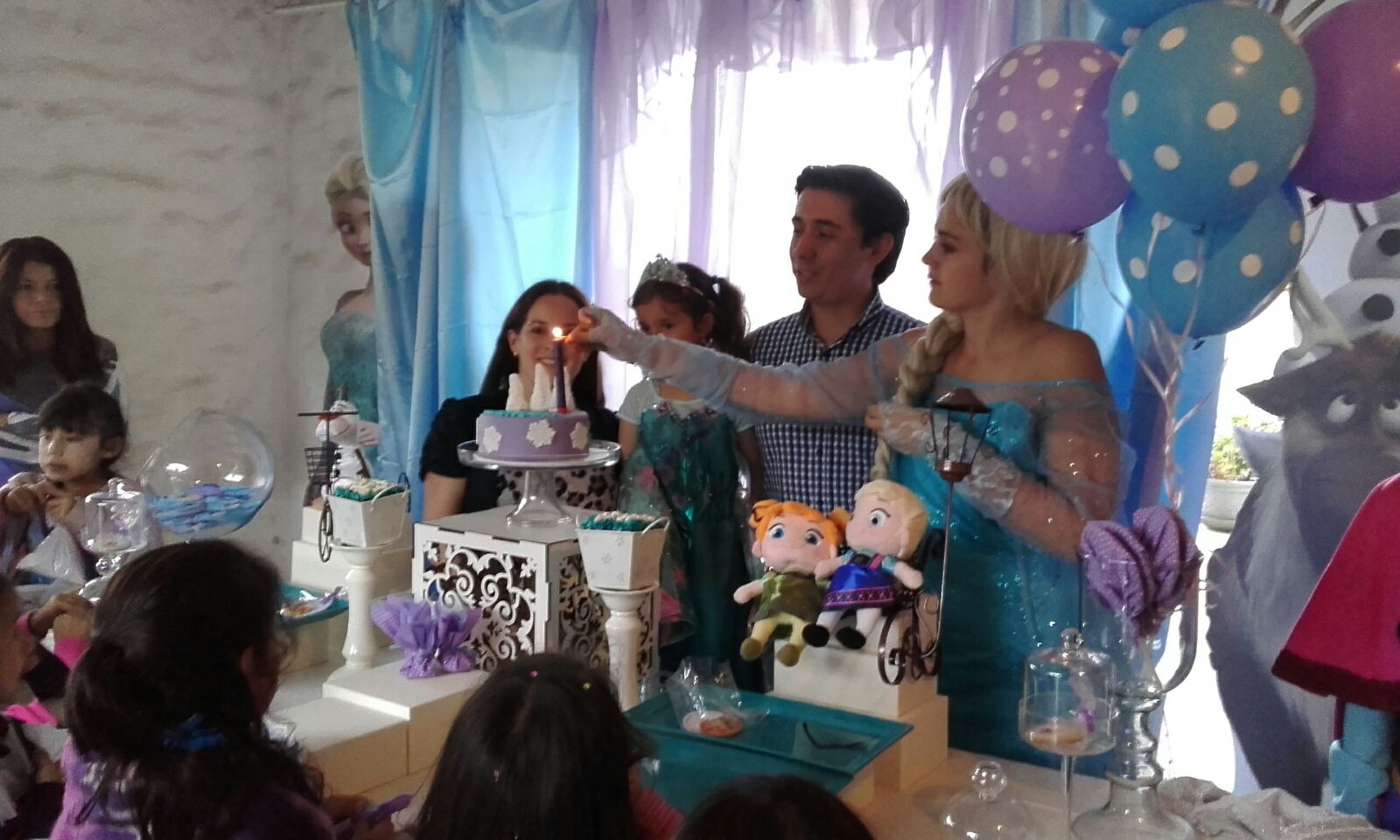 Fiestas Infantiles y Animación