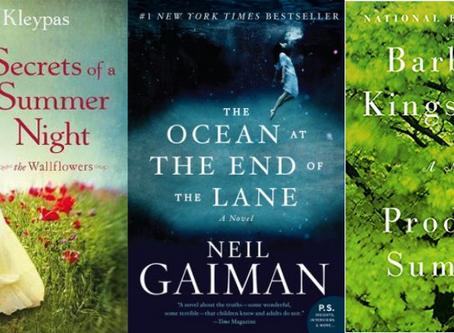 Summer Reading List - Fiction