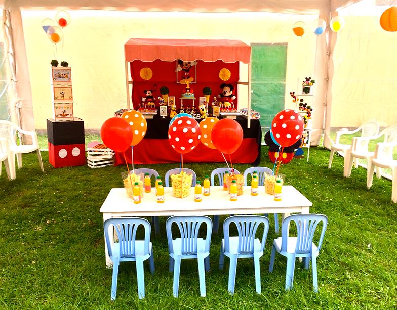decoracion fiestas infantiles quito