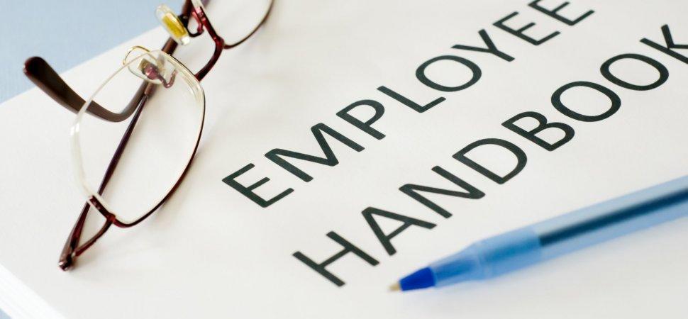 Customized Employee Handbook Creation