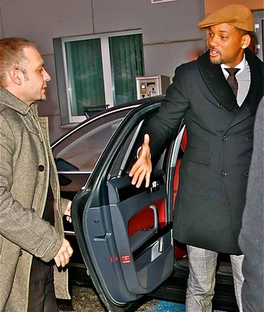 Chauffeur Service Berlin VIP