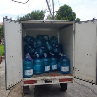 安全な飲料水