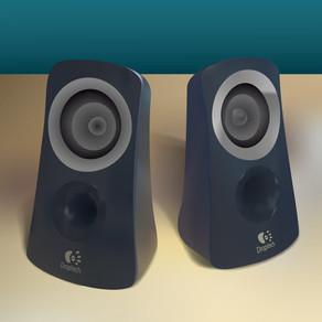 3D Speakers in Illustrator