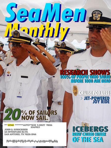 SeaMen Monthly