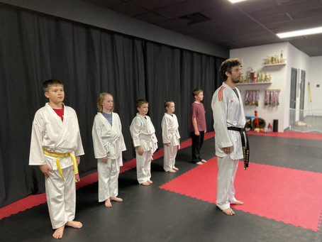 The Importance of Youth Martial Arts