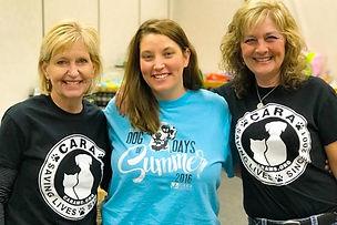 CARA Volunteers