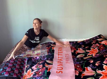 """Компания SUNPATTERN Prints представит коллекцию принтов на выставке """"Текстильлегпром"""""""
