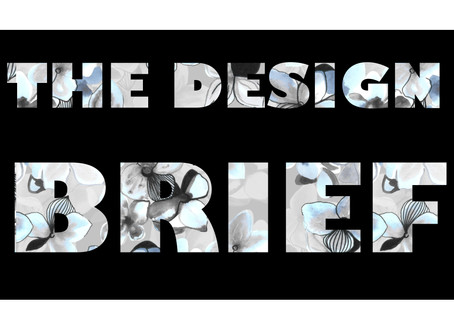 THE DESIGN BRIEF. Проектный бриф в контексте текстильного дизайна