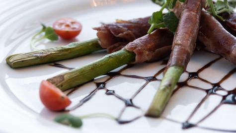 Asparagus- Ribeye rolls