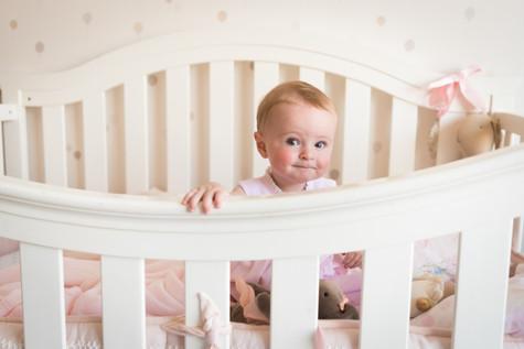 Ana's crib