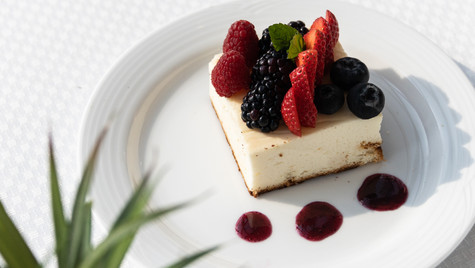 Bellini Cheesecake