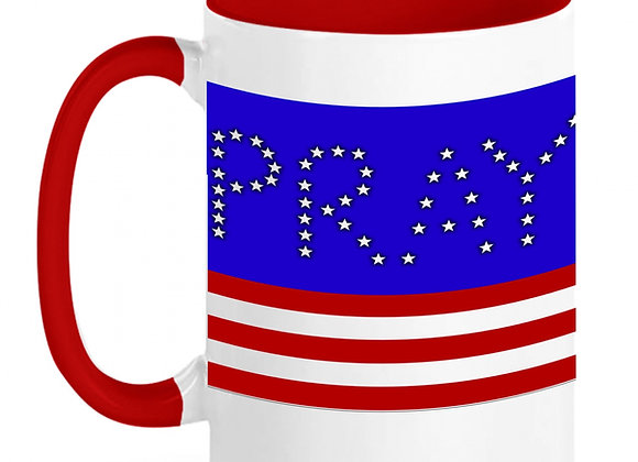 Prayer Coffee Cup