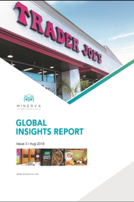 Global Insights Report - August 2018 Trader Joe's (FREE SAMPLE)