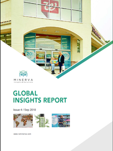 Global Insights Report - Sep 2018 - Walgreens Boots Alliance