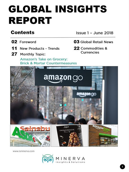 Global Insights Report - June 2018 - Amazon