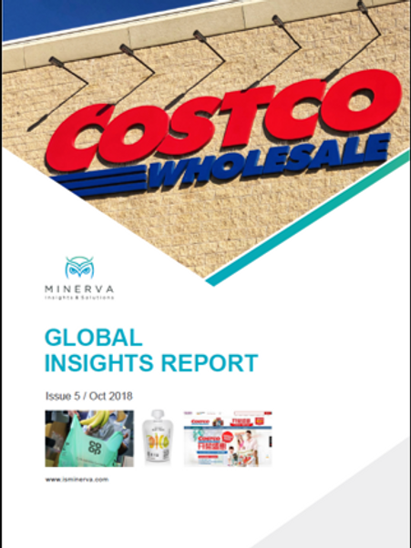 Global Insights Report - October 2018 - Costco