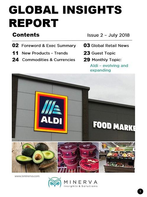 Global Insights Report - July 2018 - Aldi