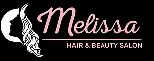 Melissa Hair and Beauty Logo