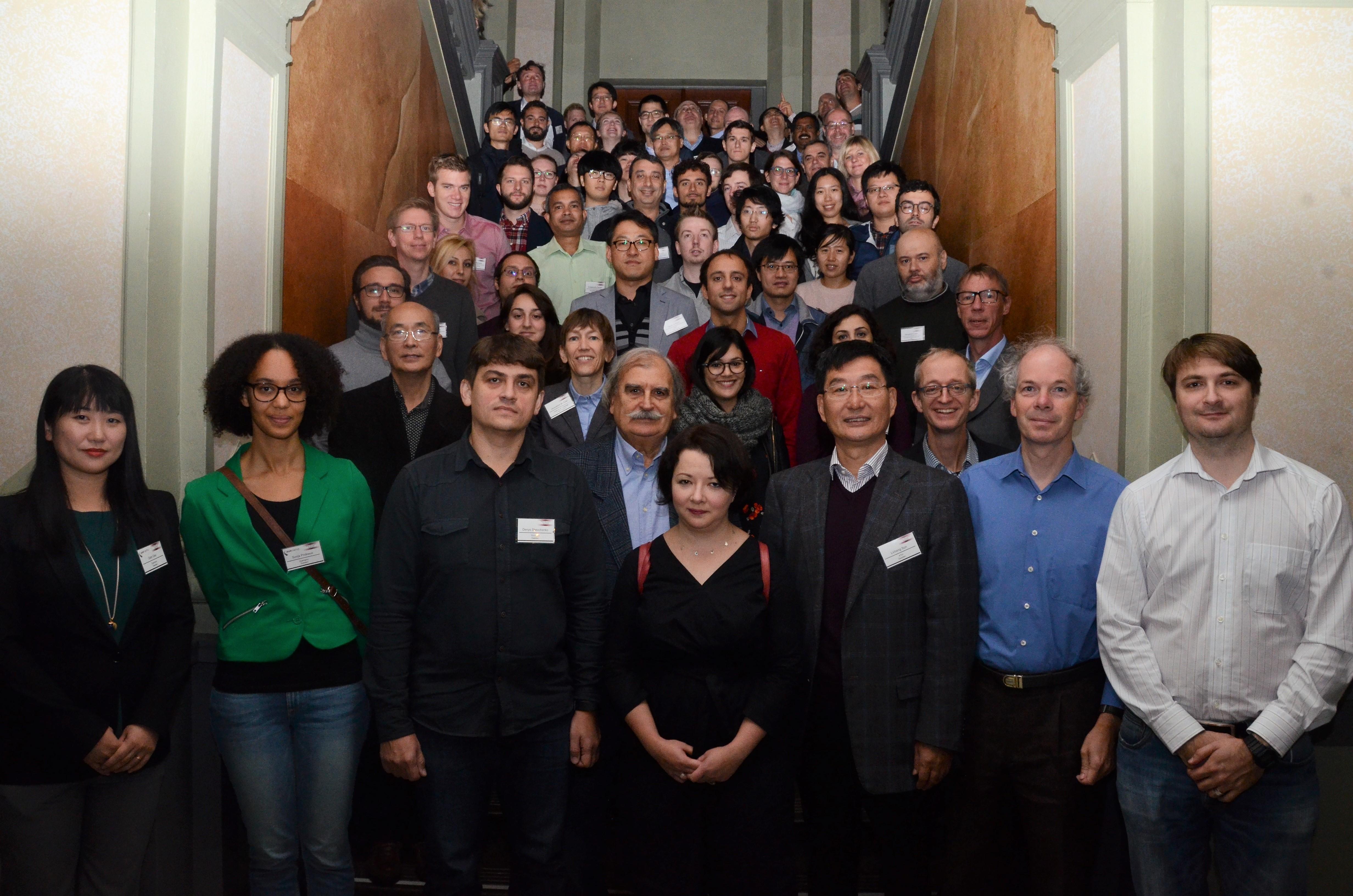 The 1st Dyenamo DSSC Conference 16-17 October 2017, Uppsala and Stockholm, Sweden (2)