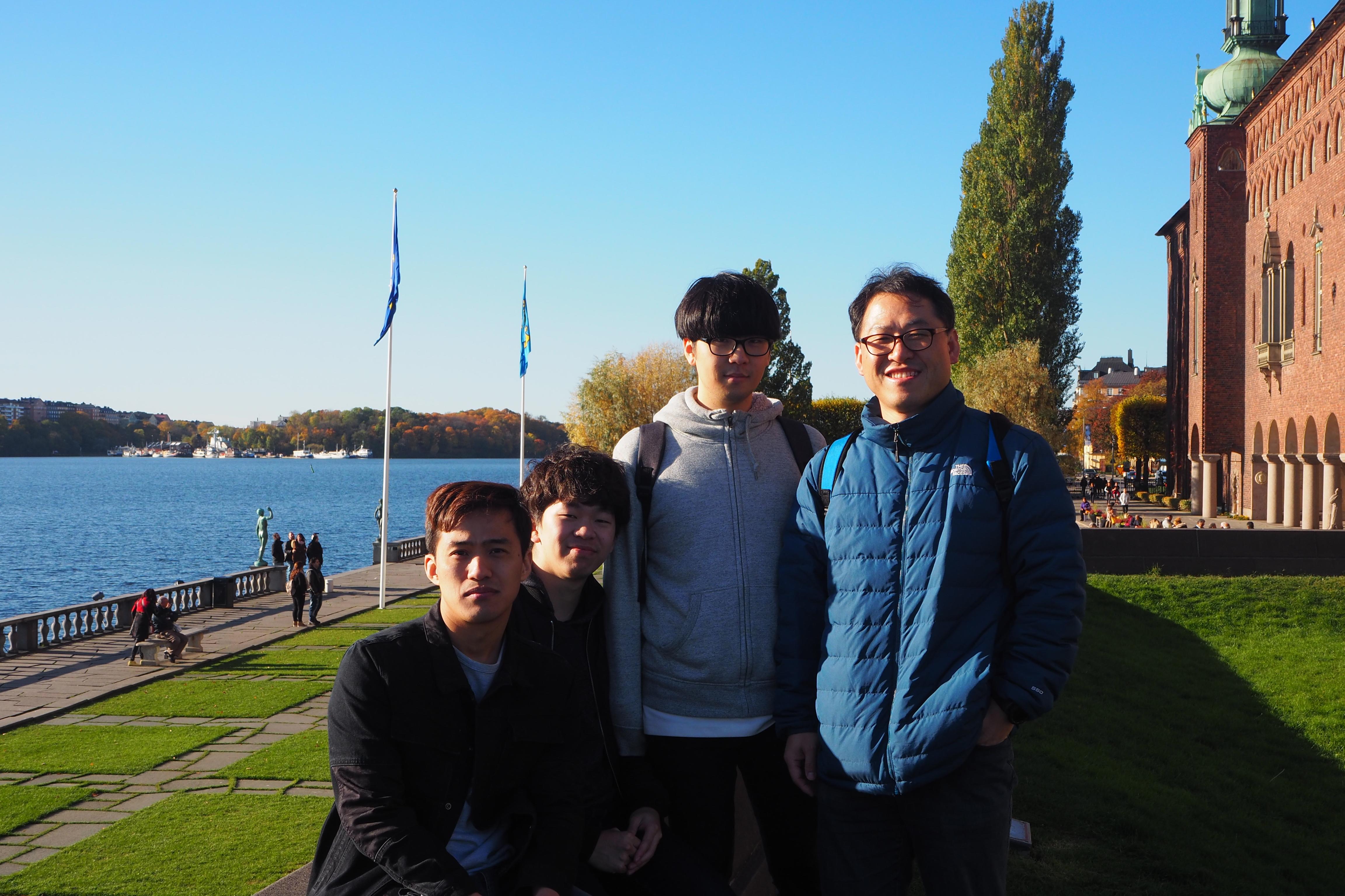 The 1st Dyenamo DSSC Conference 16-17 October 2017, Uppsala and Stockholm, Sweden