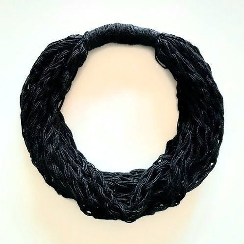 Stunning Black Necklace (Only one unit in stock)