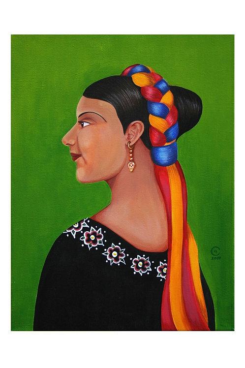 La Fiesta I Art Card