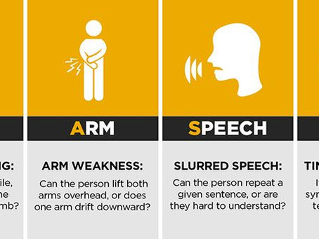 Stroke awareness: 8 facts you should know and when should we call 911