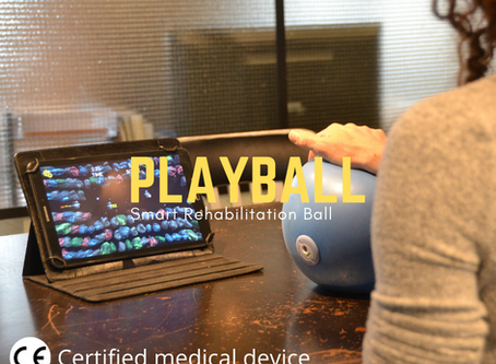 PLAYWORK officially announced CE certified medical device
