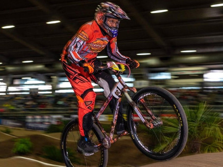 Inspiring recovery stories: the 70 year old BMX bike racer