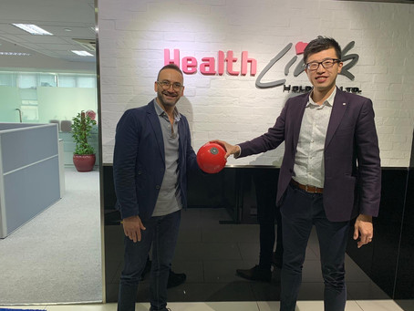 Announcing new partnership for distribution in South East Asia
