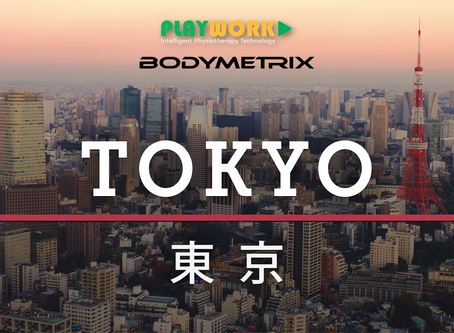PLAYWORK & BODYMETRIX announcing today on new partnership for distribution in Japan