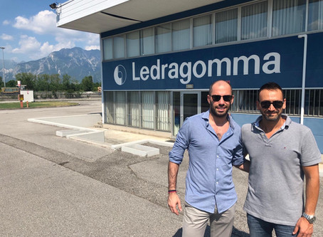 Announcing new collaboration with Ledragomma Srl