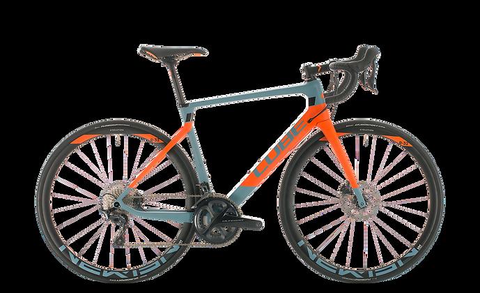 2020 Cube Agree C:62 Race bluegrey'n'orange