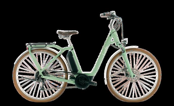 2020 Cube Ella Ride Hybrid 400 green n white