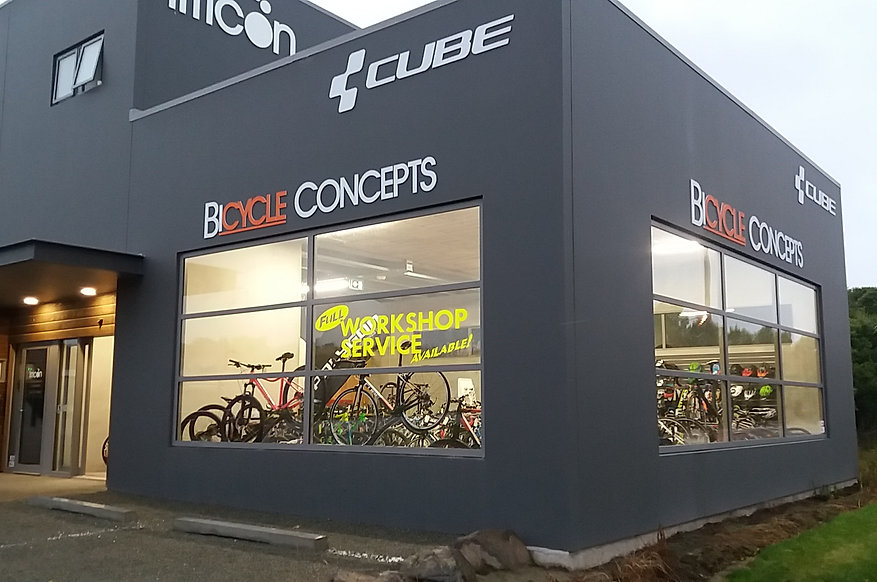 Bicycle Concepts Store Timaru