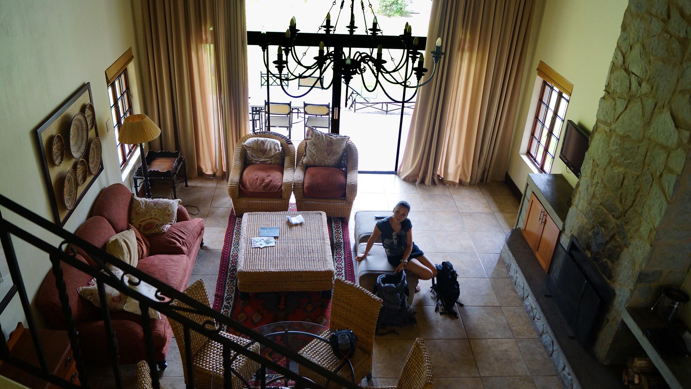 Drakensberg lodge