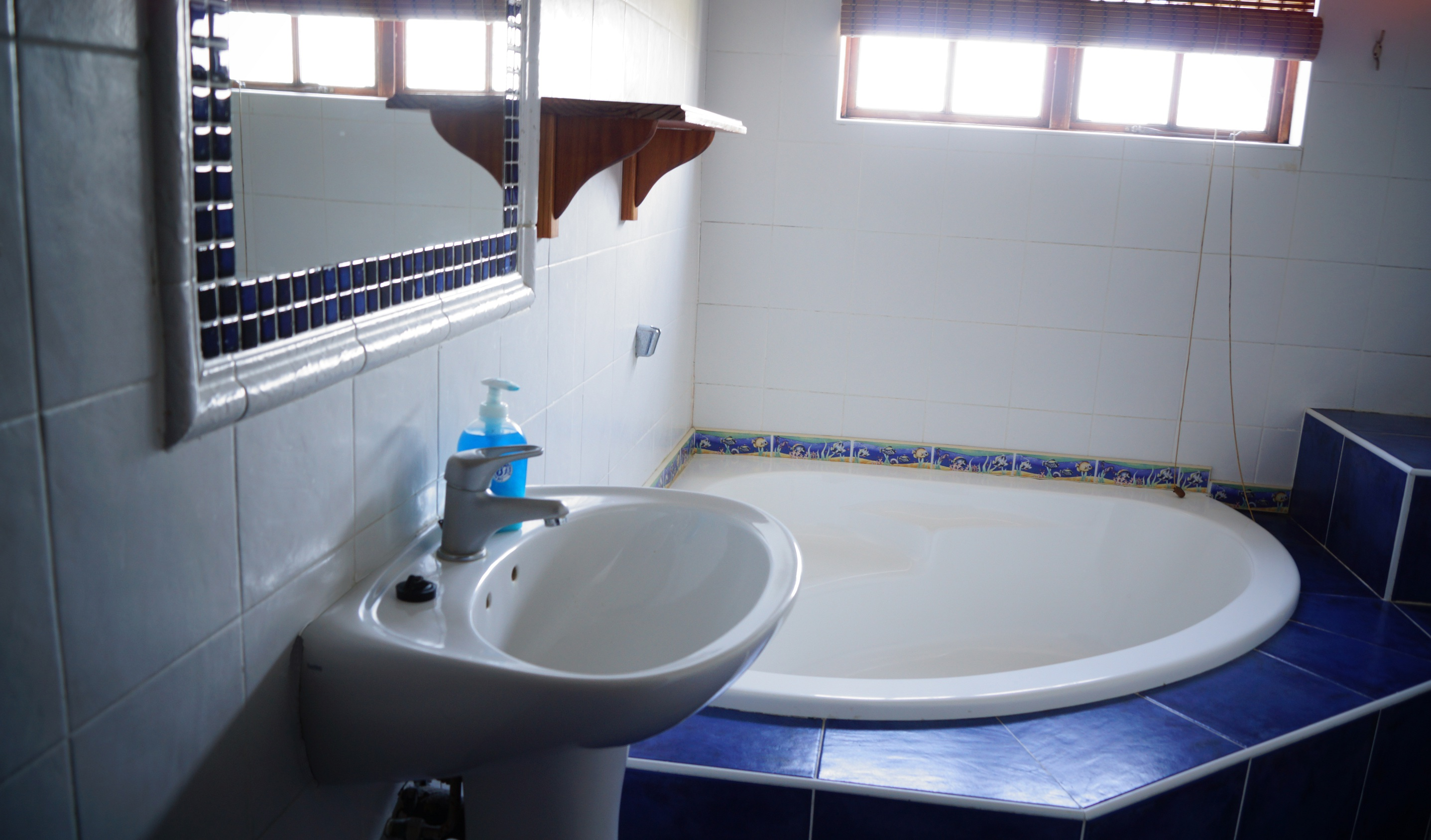 Bathroom in Sodwana Bay