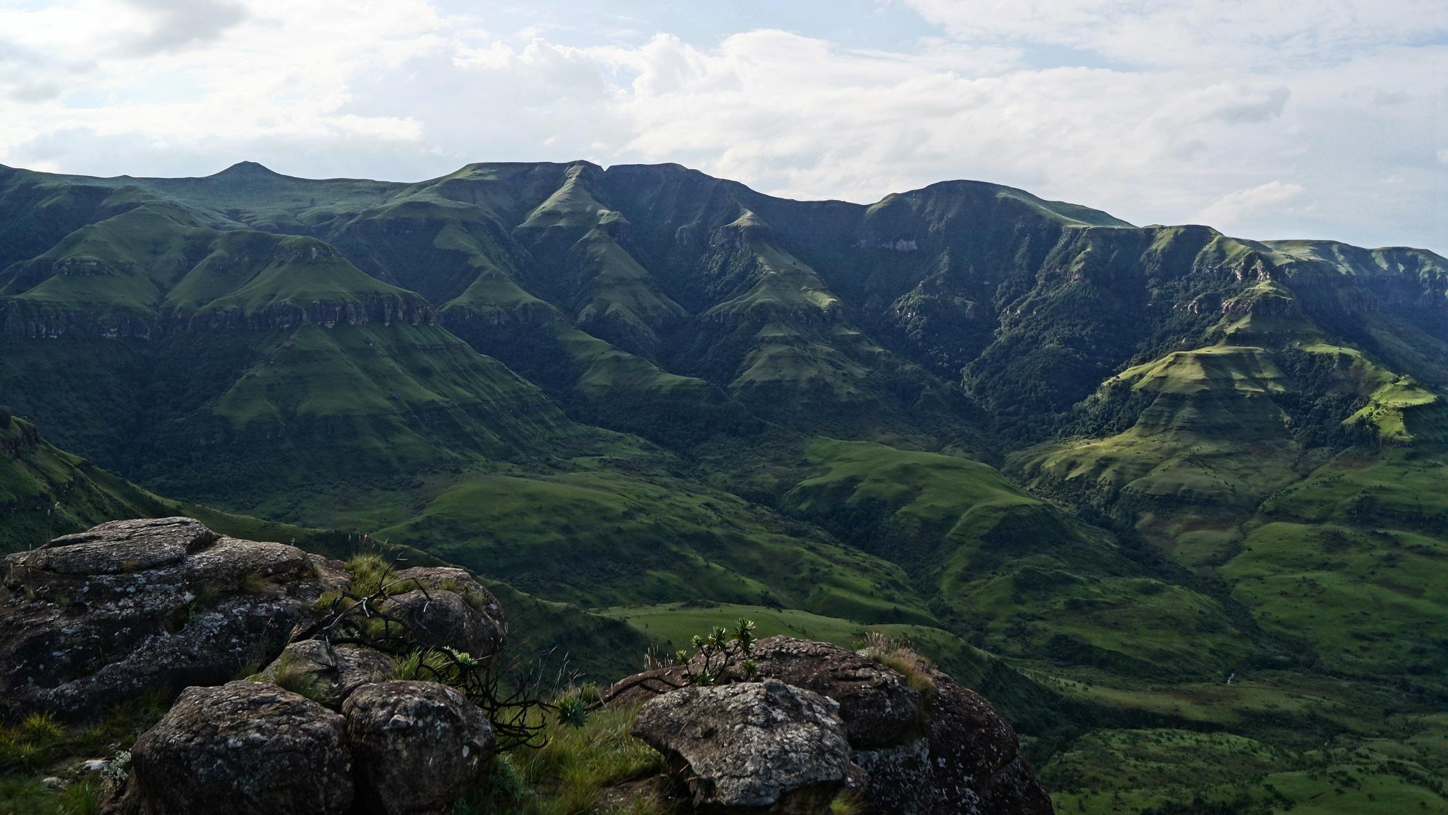 Драконовы Горы