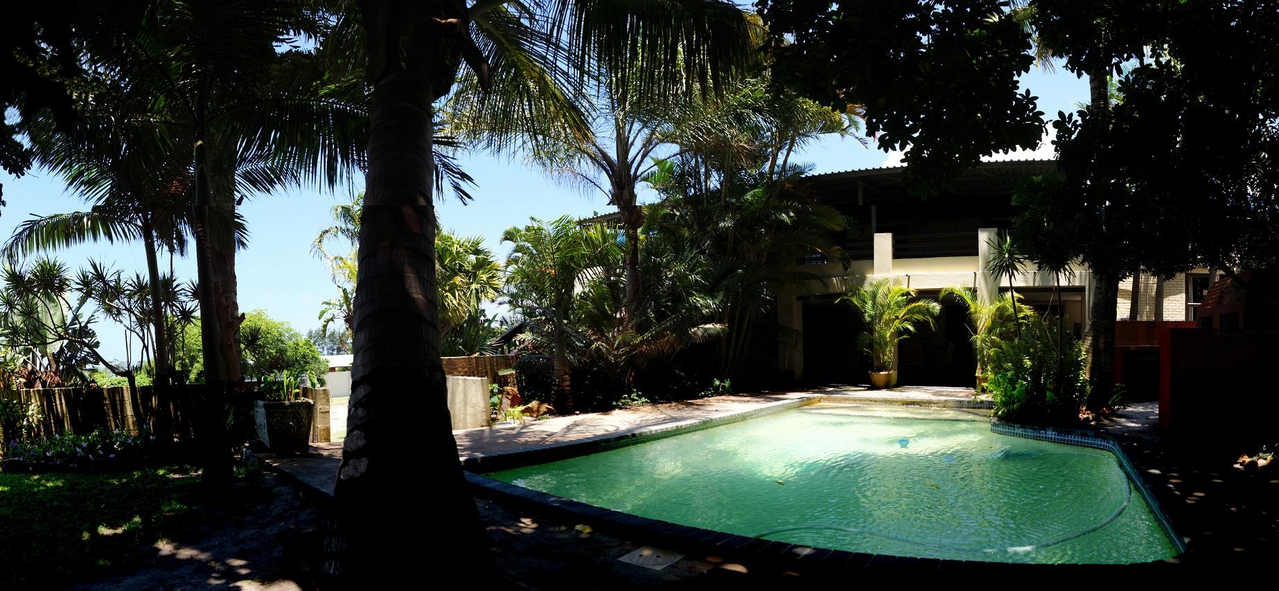 Lodge w Sodwana Bay
