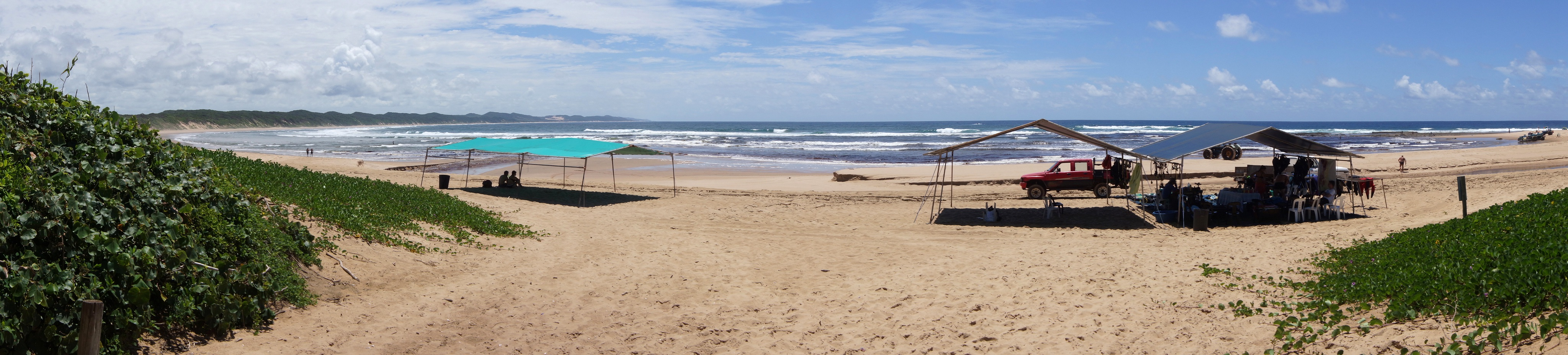 beach in Sodwana Bay