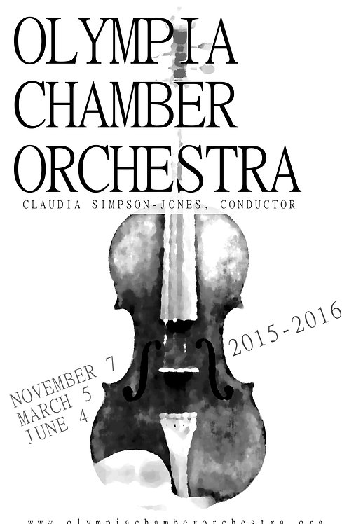 CD from 2015-2016 Season WINTER CONCERT