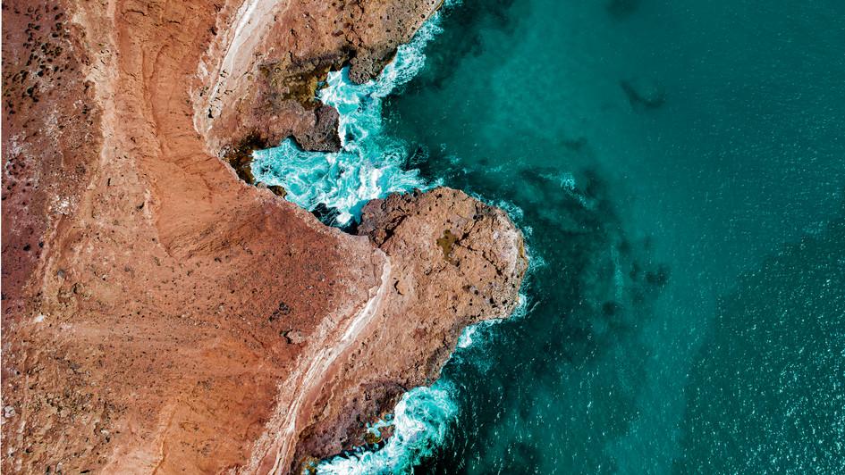 Garth's Fishing Rock